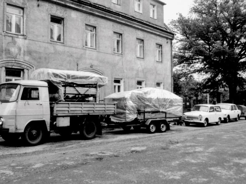 Geschichte Modelleisenbahnclub Pirna